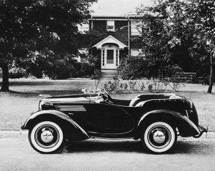 American Bantam Period Photos