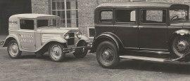 1931 American Austin 3w Tow Vehicle