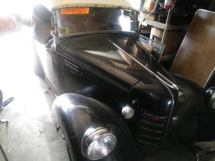 1941 Bantam Roadster Tx 5