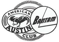 american austin bantam club logo