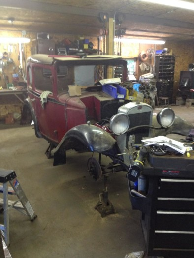 classic car project forsale complete engines body