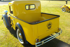 1940 Bantam pickup taillights