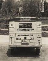1934 American Austin Panel Truck