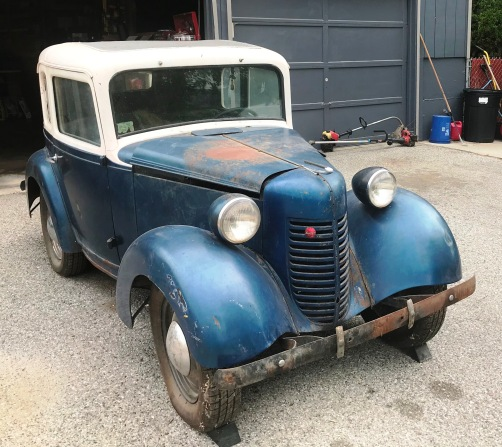 1939 American Bantam Front three quarter for sale
