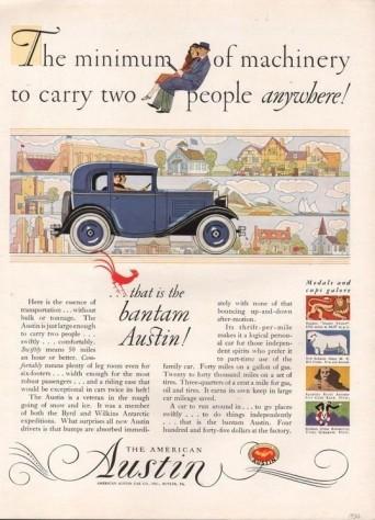 American Austin Magazine Ad 7