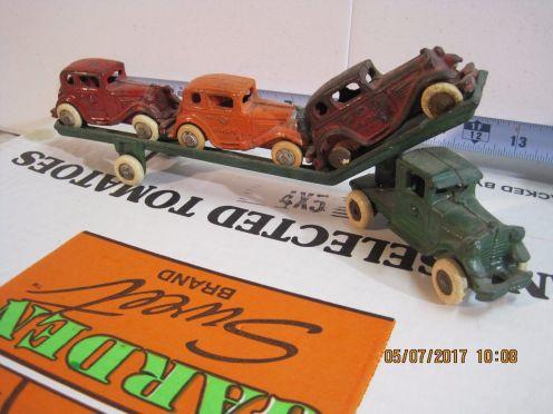 american austin car carrier 1