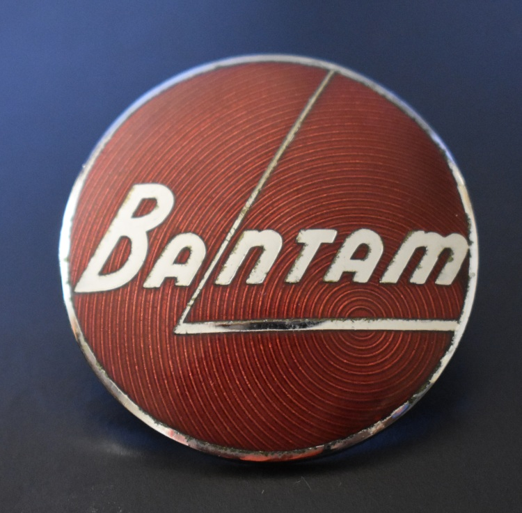 American Bantam Repro Badge DB