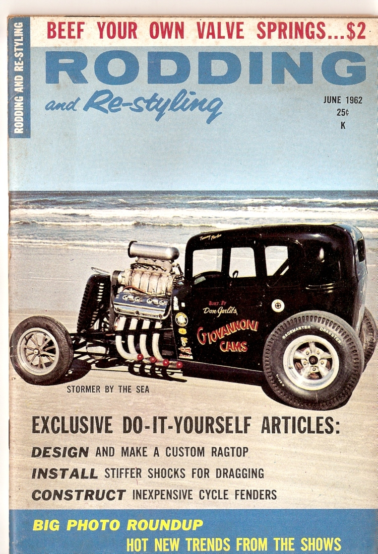 Garlits Bantam cover