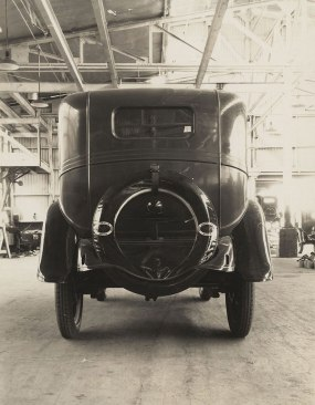 1930 Austin Factory Floor