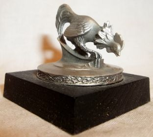 American Austin Rooster - Franklin Mint 3