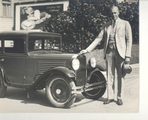 American Austin Coupe AJ Brandt