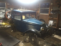 1931 American Austin for sale barn find