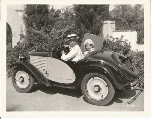 buster keaton austin roadster