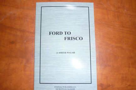 Ford to Frisco - a cross country journey in a Model T