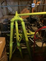 American Bantam Roadster for sale front frame