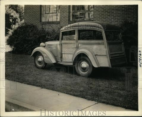 1938 Bantam Station Wagon Prototype
