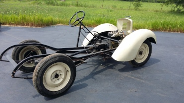 1938 Rugged Chassis - for sale Install a body or enjoy as is