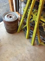 American Bantam Roadster for sale wheel