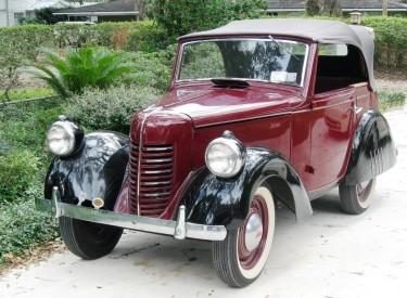 1940 American Bantam Riviera 1