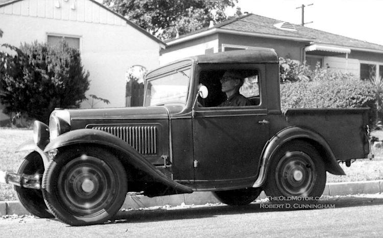 American Austin Pickup