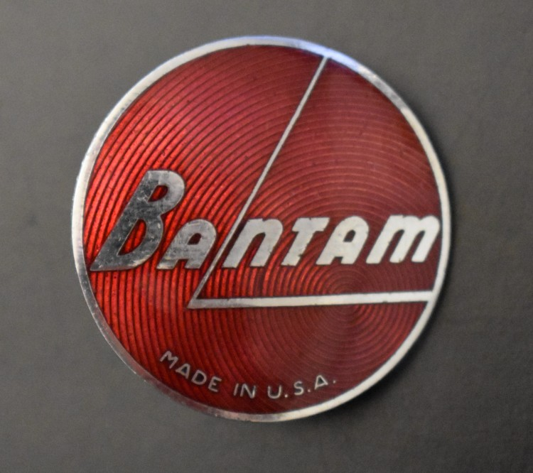 American Bantam OEM Badge