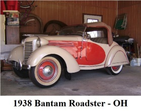 1938 American Bantam Roadster Featured Photo
