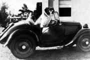 American Austin Roadster Buster Keaton 2