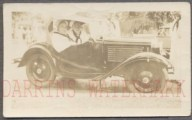 American Austin Roadster with Sailors