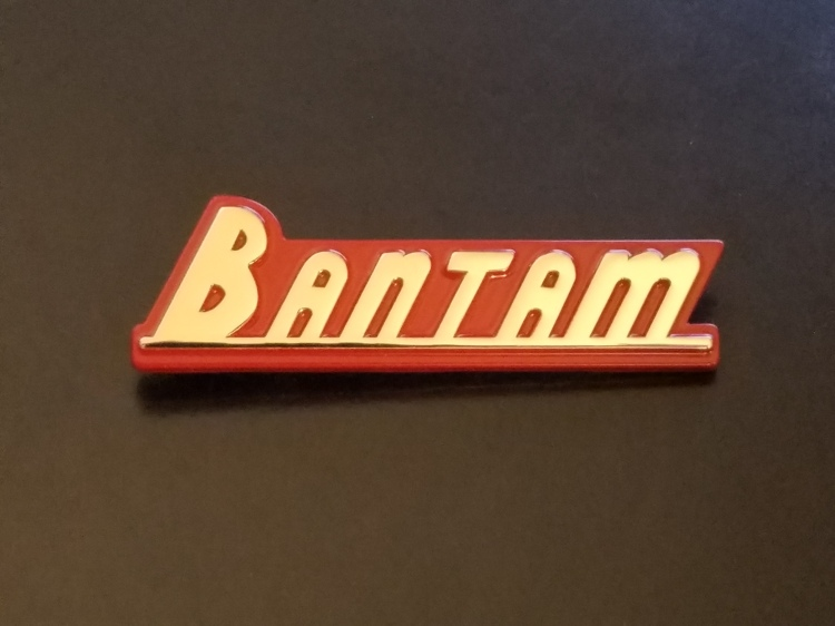 1940 American Bantam Badge Reproduction