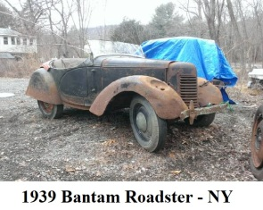 1939 Bantam Roadster NY Featured Image