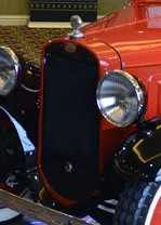 1934 grille