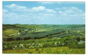 American Bantam Factory Postcard 1