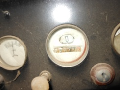 American Austin Speedometer