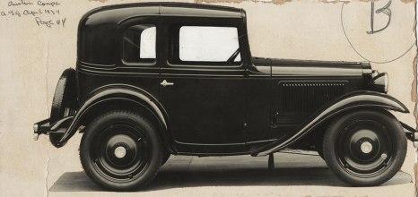 1934 American Austin Coupe