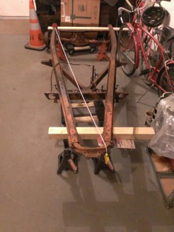 Bantam chassis tape measure 1