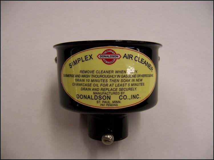 donaldson air cleaner 2