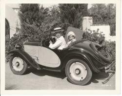 A-merican Austin Buster Keaton
