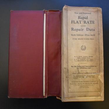 Chilton Rapid Flat Rate 2