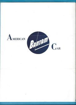 Austrailian ABC Bantam Brochure 4