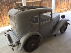 1934 American Austin Coupe For Sale - CA 2