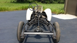 1938 Rugged Chassis -