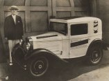 1930 Austin Special Delivery Car