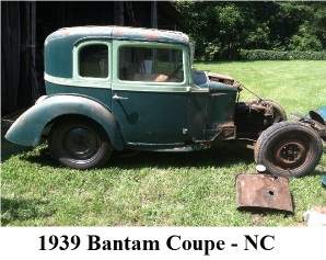 1939 Bantam Coupe NC Featured Image
