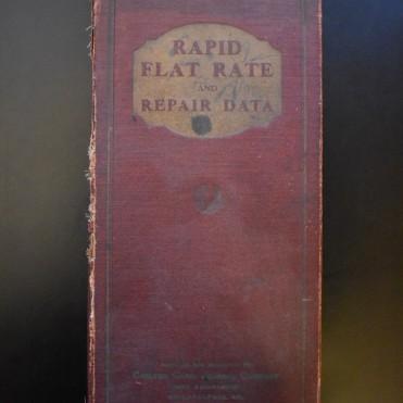 Chilton Rapid Flat Rate 1