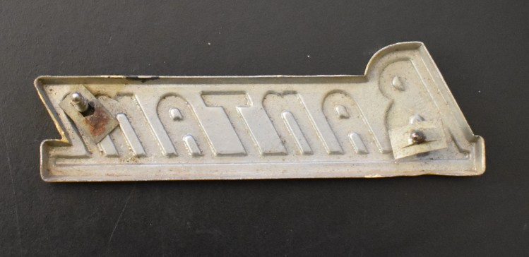 Bantam badge clip 1