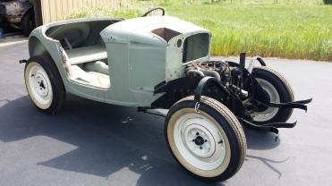 1939 Bantam Roadster
