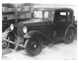 American Austin Coupe Used Storage