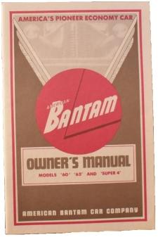 Modern Bantam References