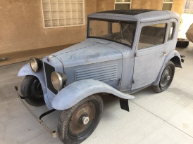 1934 American Austin Coupe For Sale - CA 5