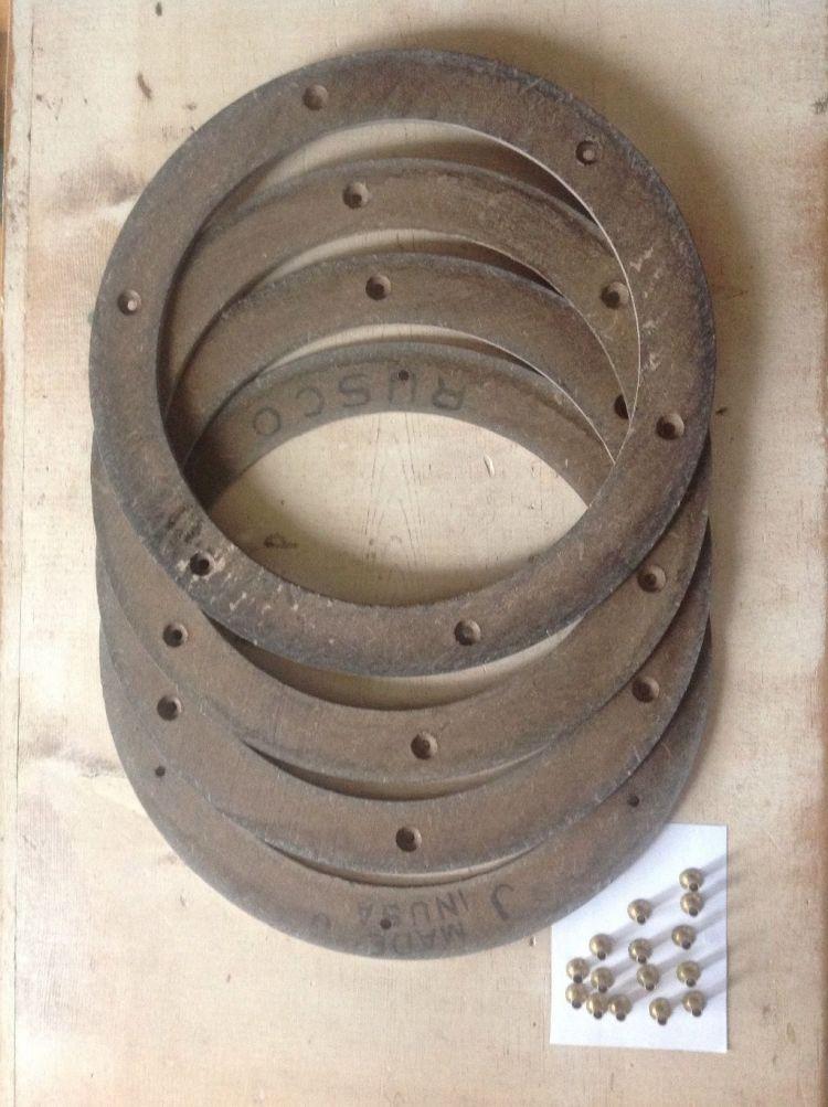 clutch disks